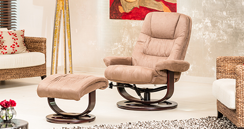 Denham Swivel Chair