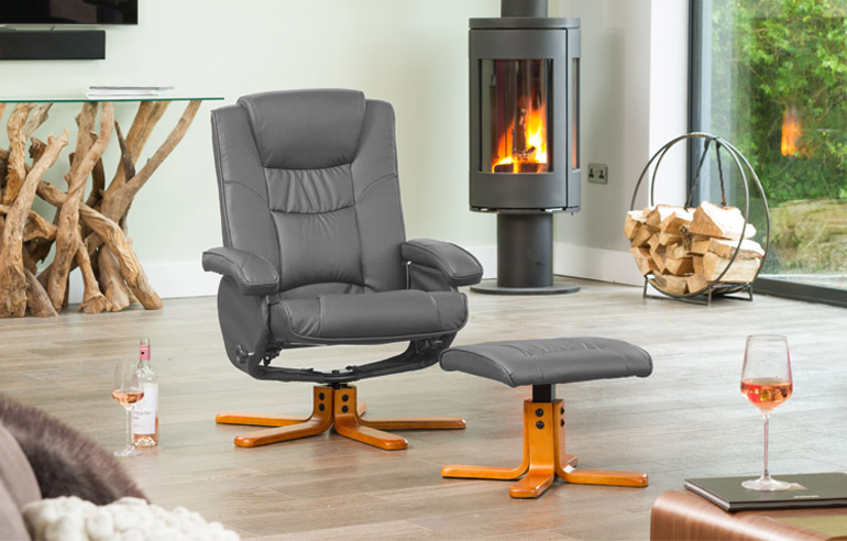 Lindow Swivel Recliner