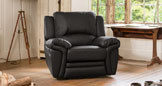 Lynmouth recliner black