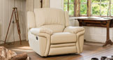 Lynmouth recliner cream