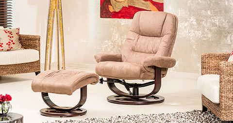 Mountview Massage Heat Swivel Chair
