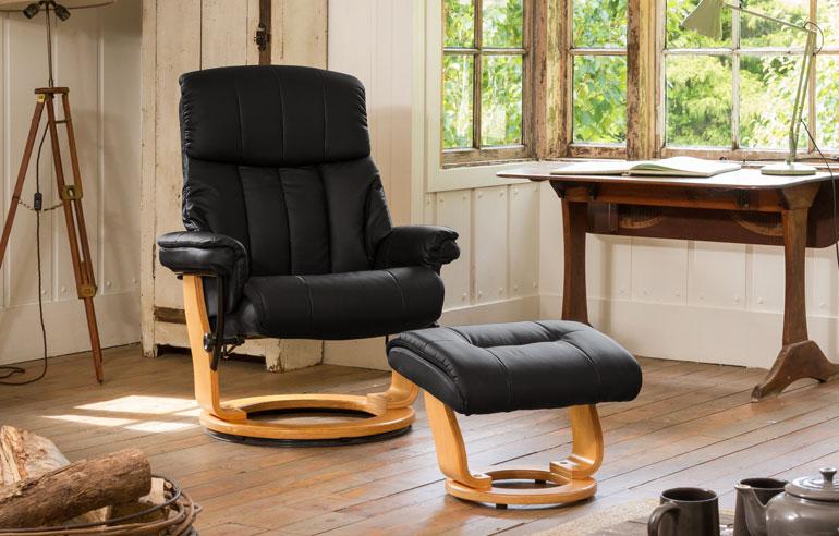 Princeton Swivel Chair