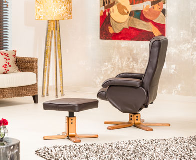 Rosslyn Swivel Chair