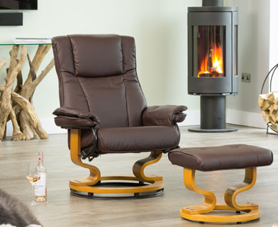 Wellington Massage and Heat Swivel Chair